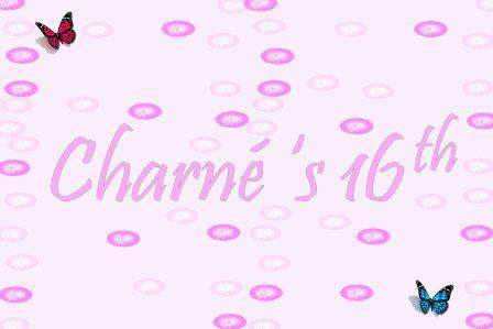Charne s 16th - Block