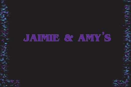 Jamie & Amy - Block