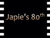 Japie's_80th_-_Block