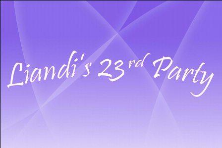 Liands_23_rd_Block