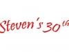 Steven 30th - Block